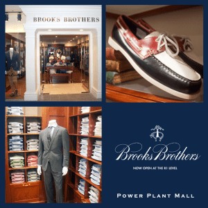Brooks Brothers Sneak Peak