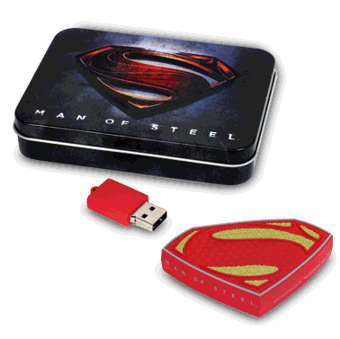 man of steel usb