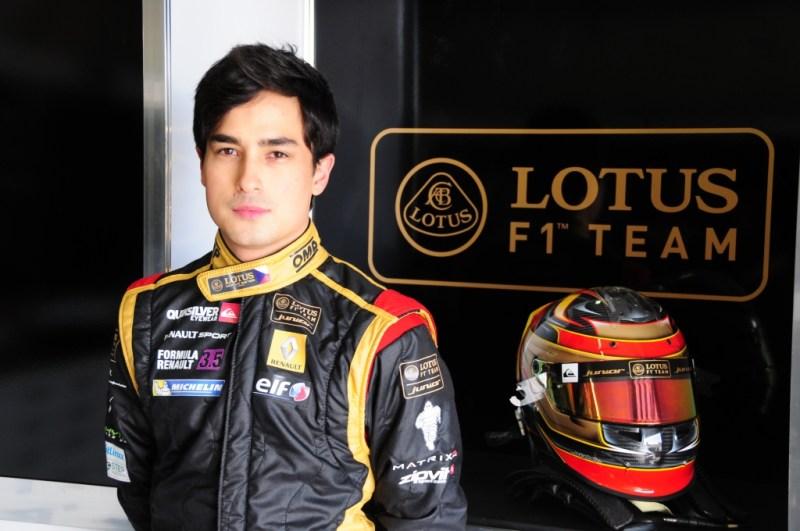 MarlonStockinger of Lotus F1 Team. (Photo Credit to: circuitmag.net)