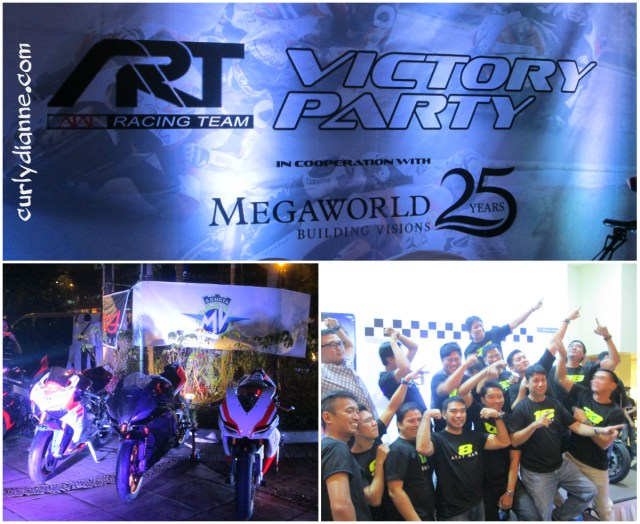 ATAT Team Victory Party
