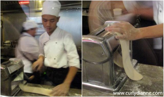Bistro Ravioli Pasta Making