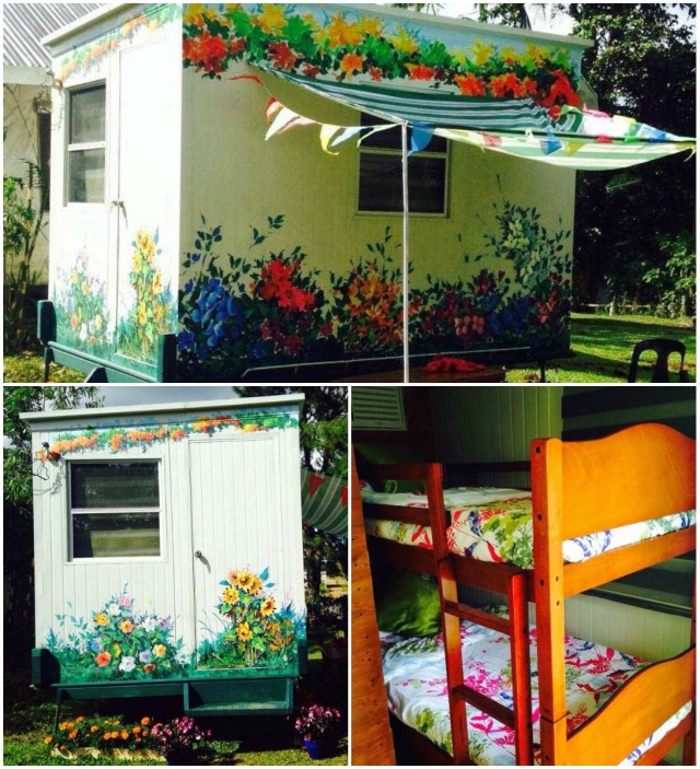 Paradizoo Tagaytay Mobile Home