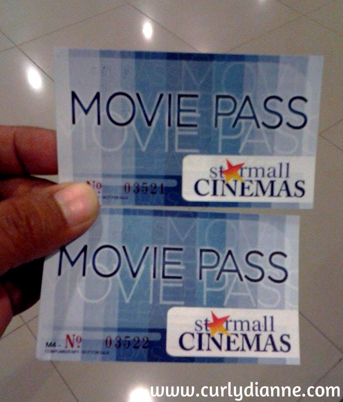 Star Mall movie pass