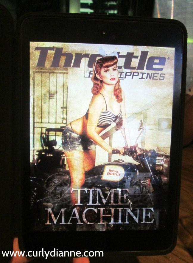 Throttle Philippine Mobile App