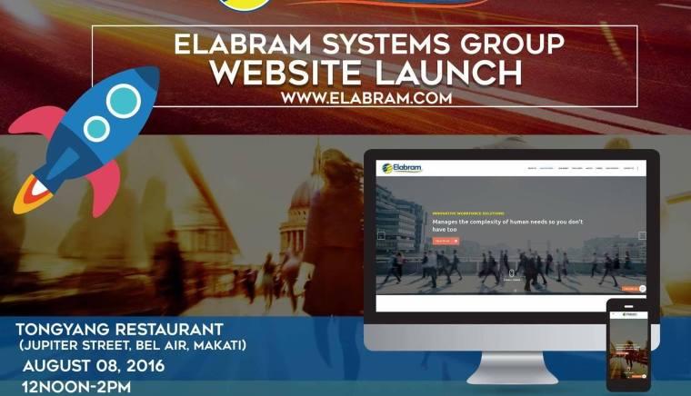 Elabram Website Re-Launch