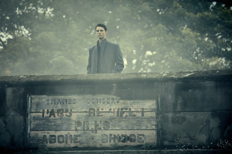 A Discovery of Witches - Series 01 First Look Matthew Goode as Matthew Clairmont.