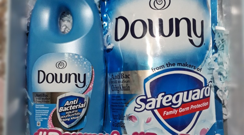 Downy AntiBac Fresh