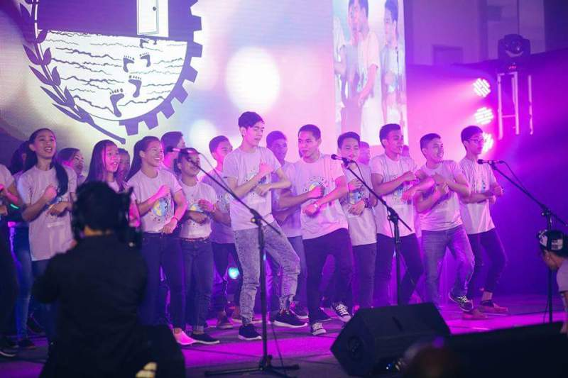 The concert provided a venue for the kids to showcase their talents before a live audience composed mostly of the generous distributors of Herbalife Nutrition Philippines.