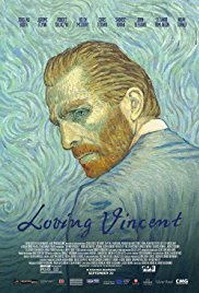 Loving Vincent is an experimental animated film about the life and death of Dutch painter, Vincent van Gogh.