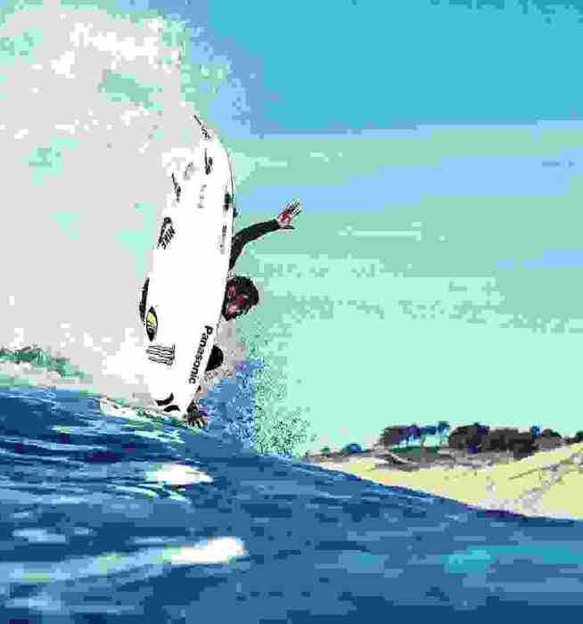 Surfing IS '17