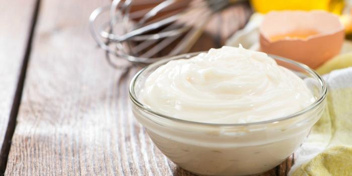 yoghurt in je haar