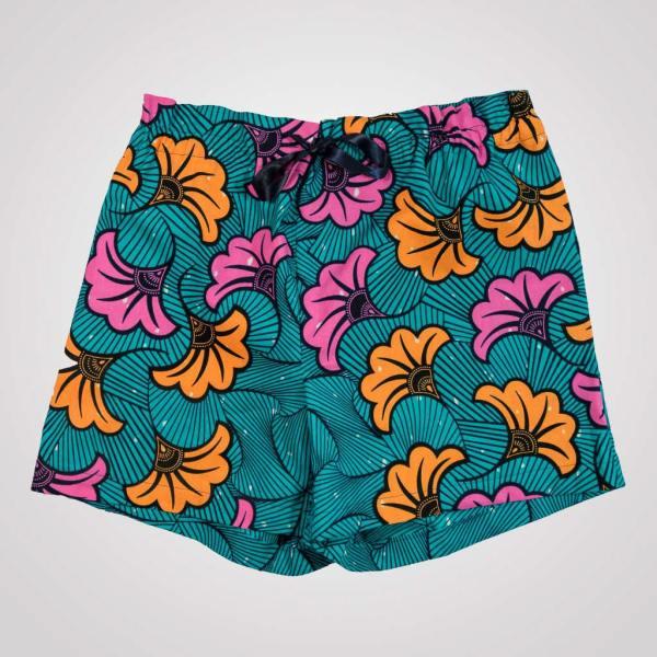 shorts wax pyjama curly nights ocean