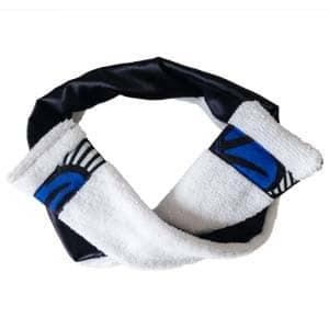 Bandeau sport/cosmétique blanc