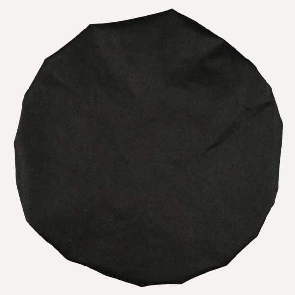 bonnet nuit boucles satin noir curly nights