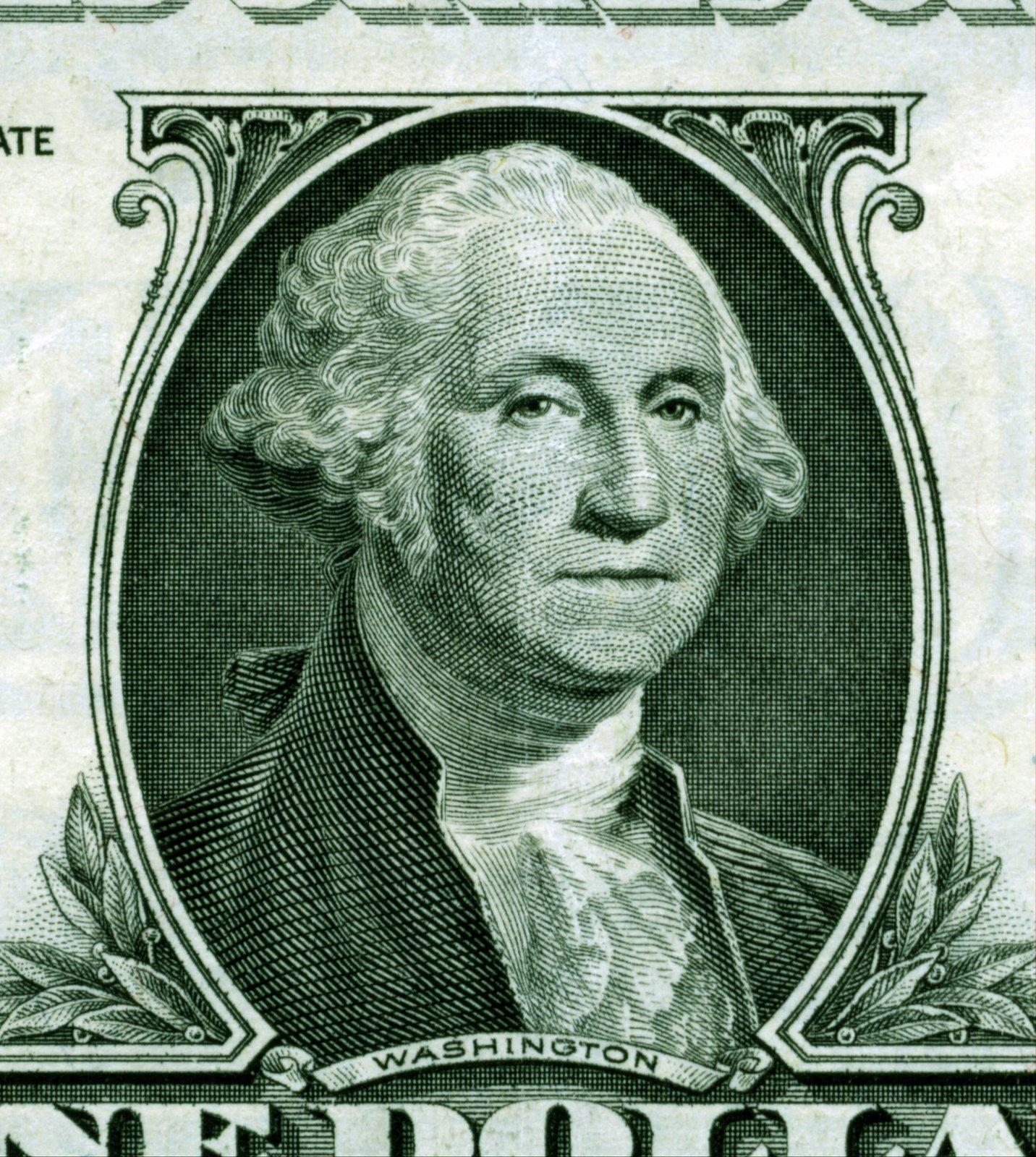 Take George Washington Off The One Dollar Bill