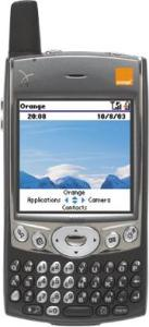 Picture of a Palm Treo 600