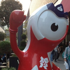 Wenlock is an Olympic Mascot