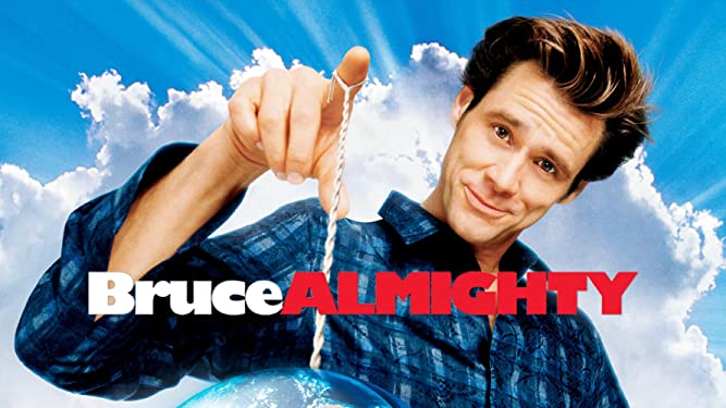 Bruce Almighty film poster