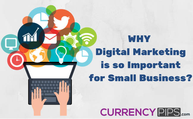 Digital Marketing for Small Business