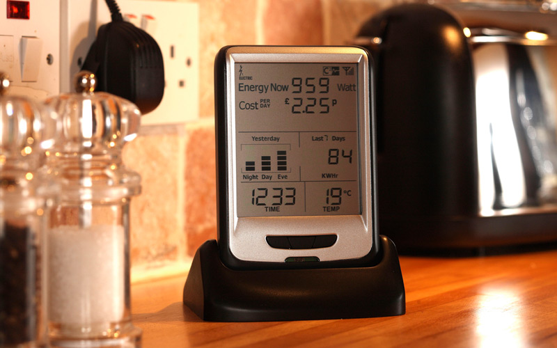 CurrentCost cc128 Energy Monitor