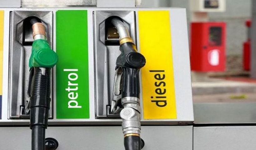 Petrol and Diesel prices are cheaper, people happy their faces