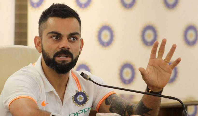 Kohli expresses concern about batting ahead of Test series against West Indies