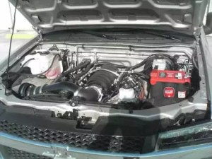 2005 Chevrolet Colorado I5 4WD Converted to Crate LS2 (58x