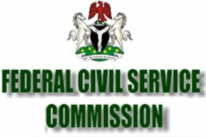 Federal Civil Service Commission (fcsc) Shortlisted Candidates