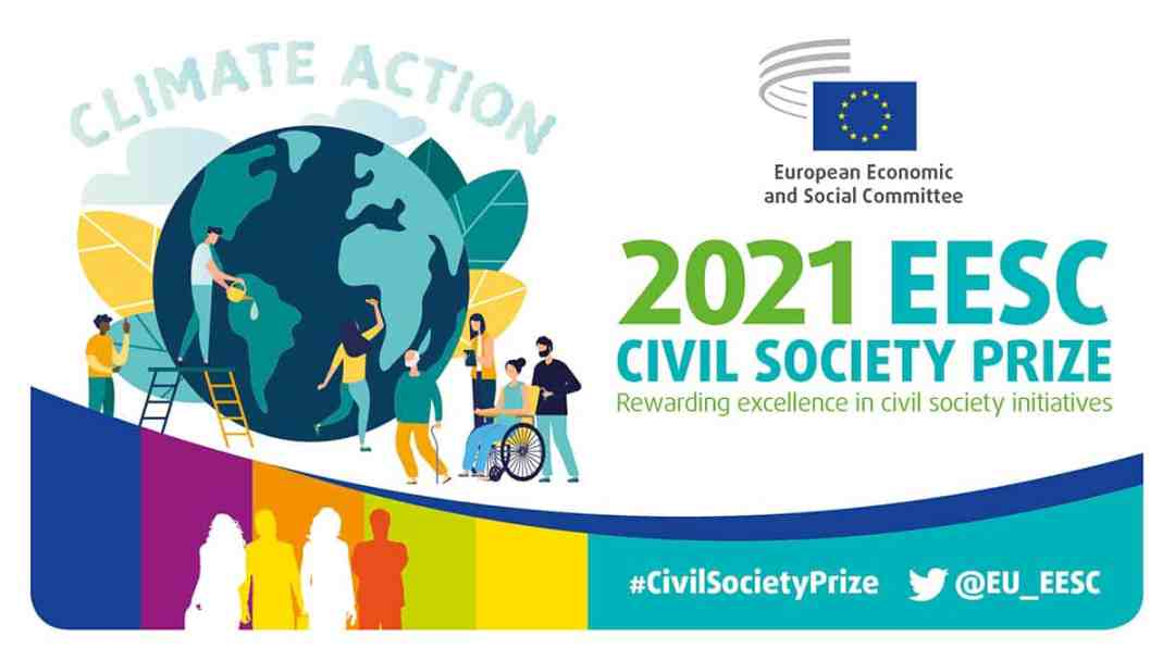 EESC Civil Society Prize 2021 and How to Apply