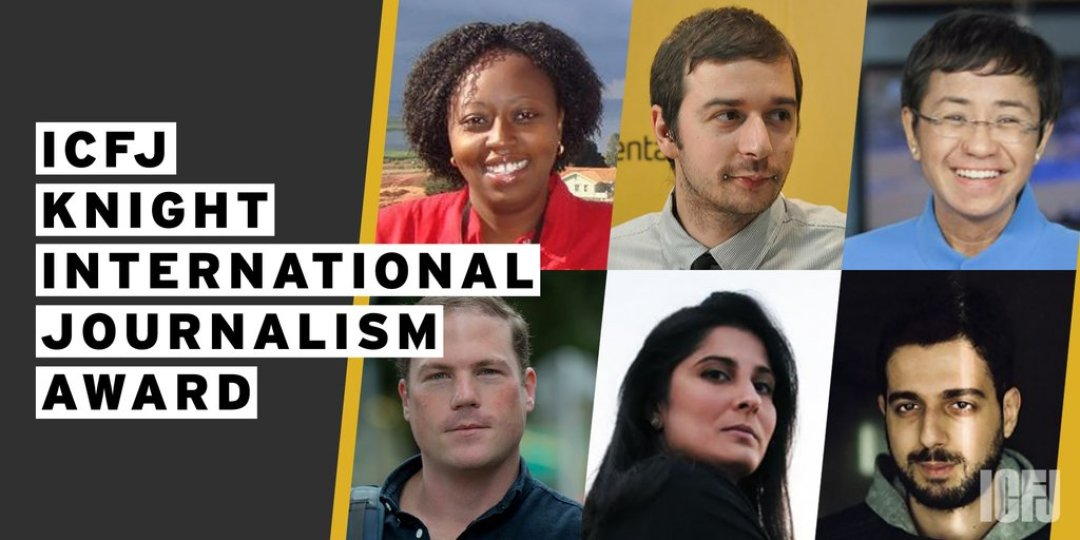International Center for Journalists Knight Fellowship and How to Apply