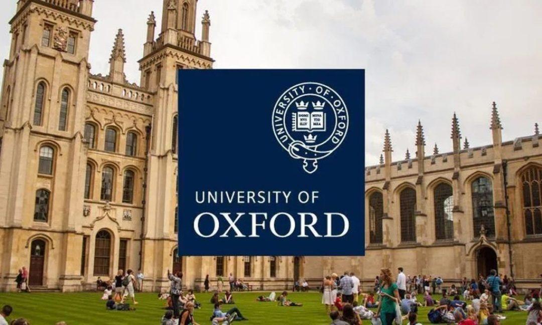 Oxford University Scholarship Form 2021