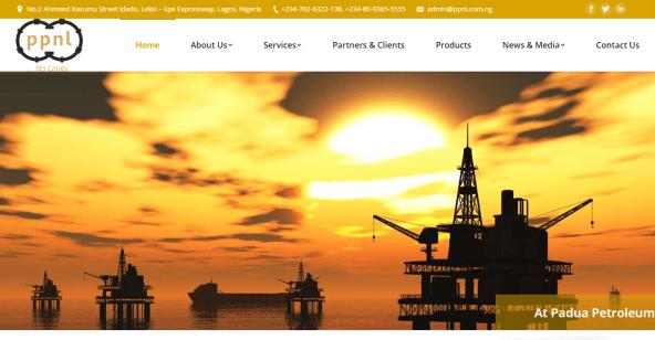 Padua Petroleum Nigeria Limited Recruitment