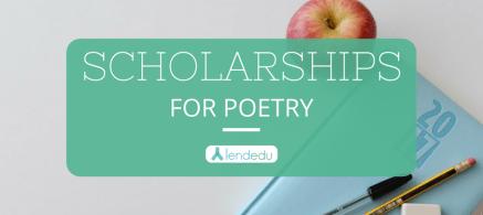 Poetry Scholarships