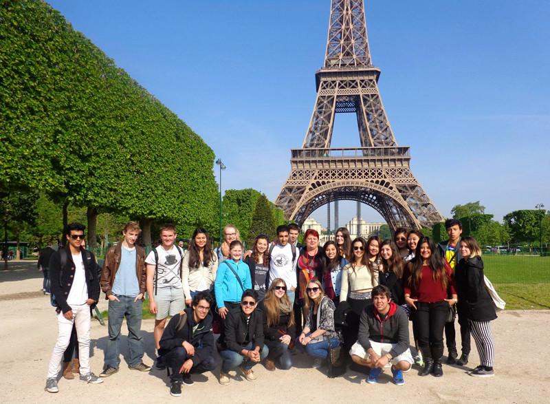 Summer Programs in Paris