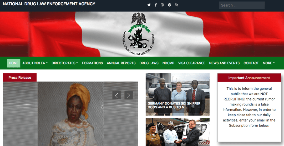 Check NDLEA Shortlisted Candidates List 2021/2022 See List Now
