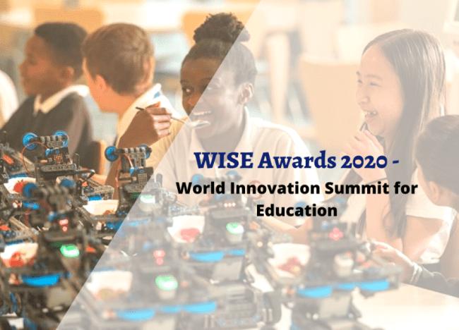 WISE Awards Program 2020