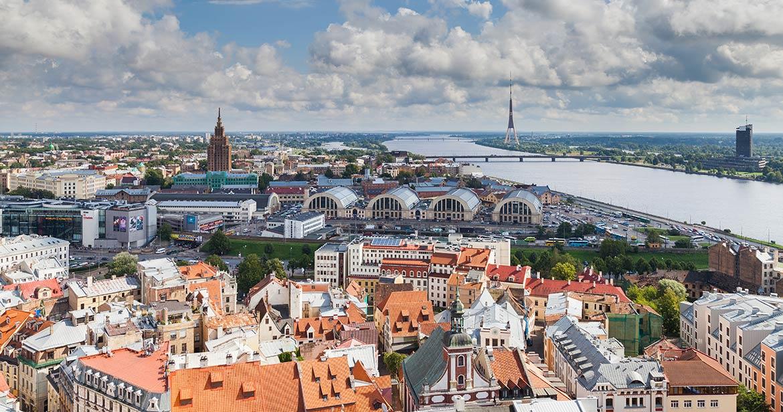 Vacation in Latvia