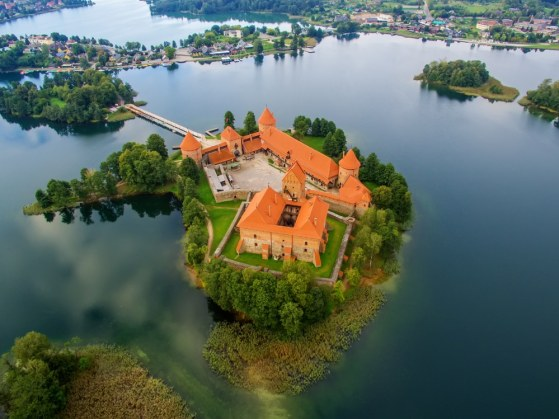 Take a trip to Trakai