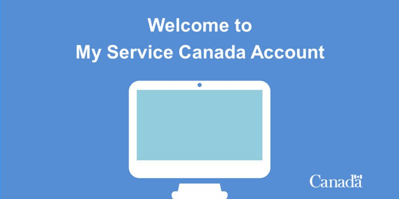 My Service Canada Account Login Portal and Registration Guide 2020 Updates