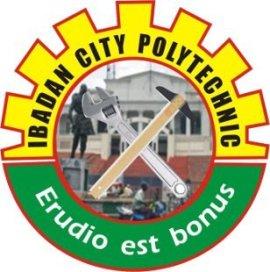 Ibadan City Polytechnic Supplementary Admission Form 2019/2020