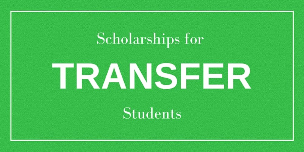Some Top Transfer Scholarships for Students in 2020