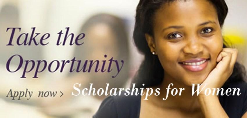 Female Scholarships List 2021/2022