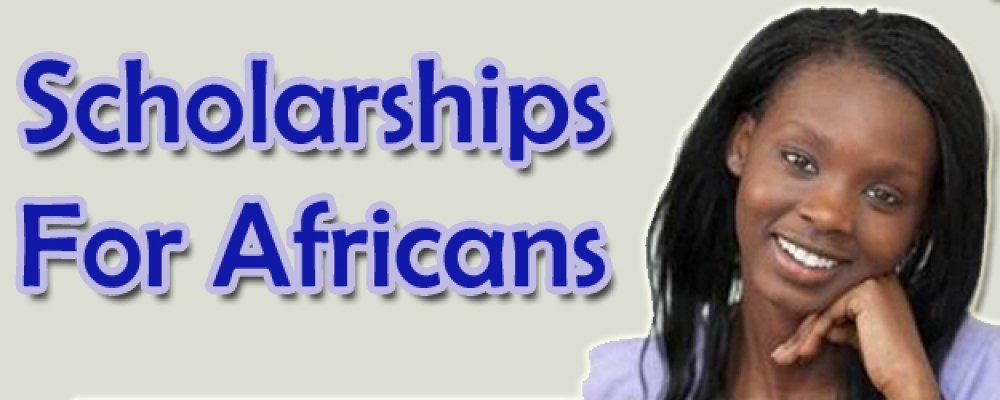 International Scholarships for African Students 2020/202 Portal Links