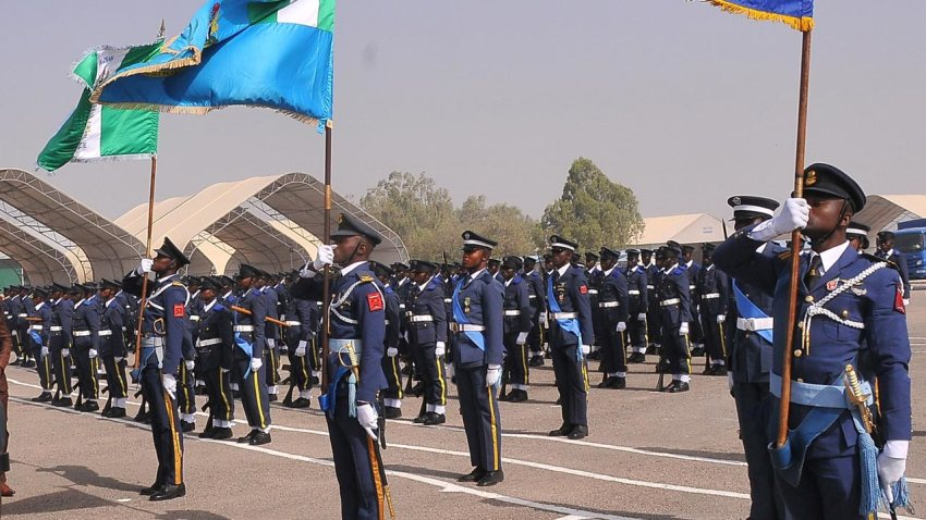 Nigerian Airforce List of Successful Candidates 2021 Zonal Screening Exercise