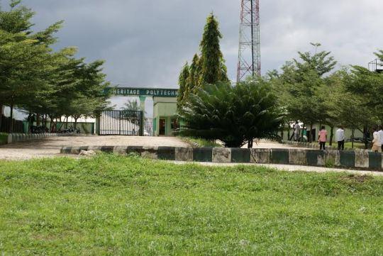 Heritage Polytechnic Cut off Mark