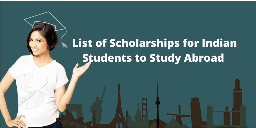 Scholarships for Indian Students to Study Abroad Application Portal