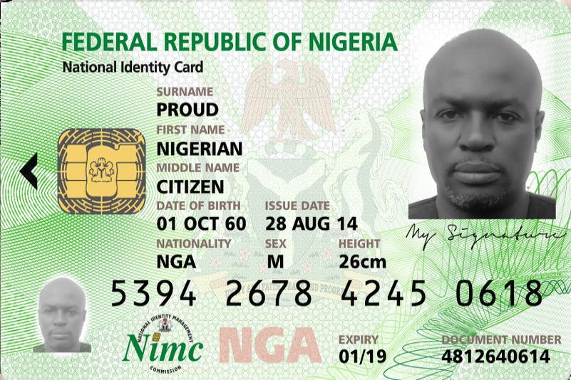 National Identity Card Registration