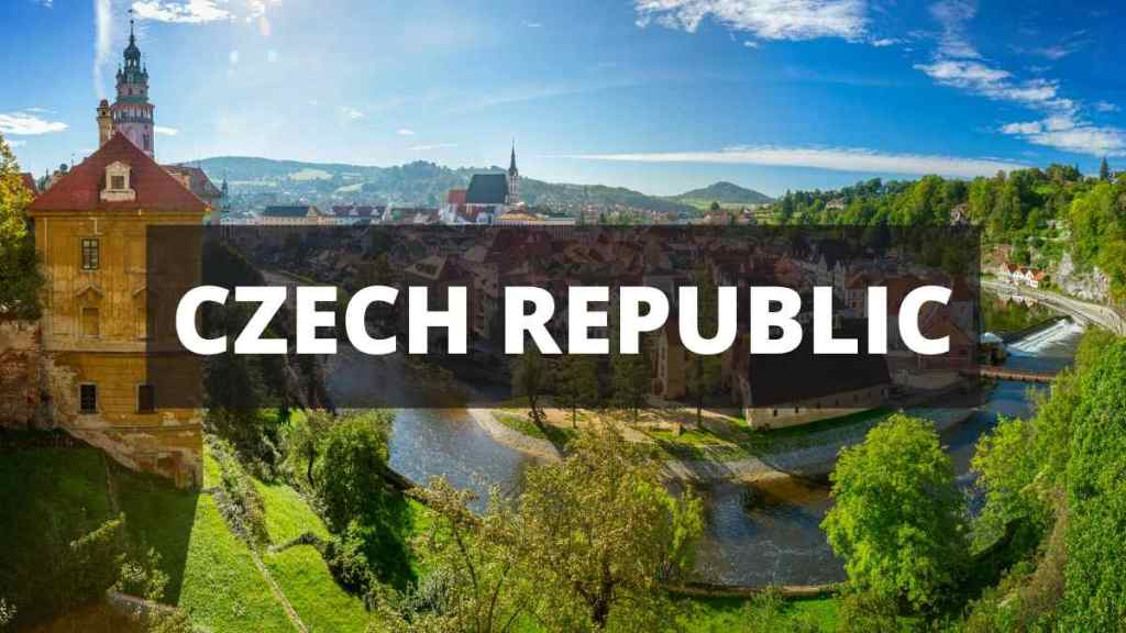 Vacation in the Czech Republic