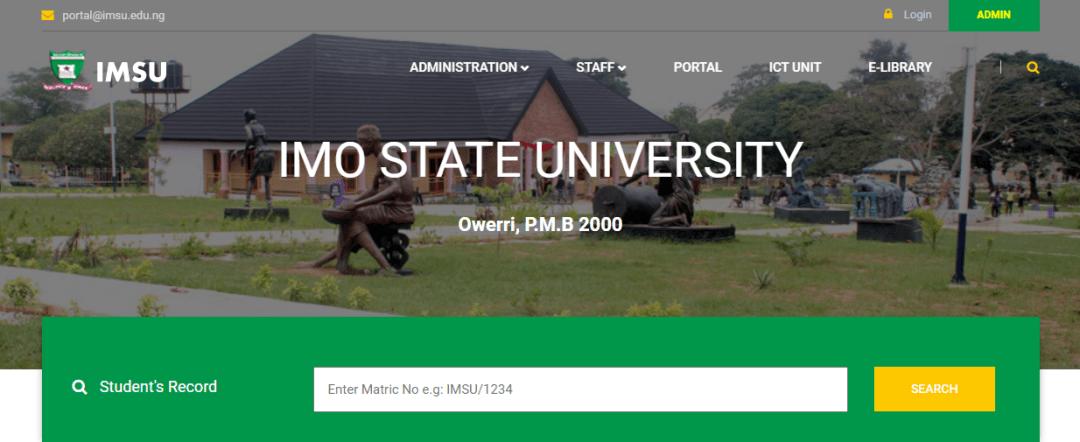 Brief Information about IMSU