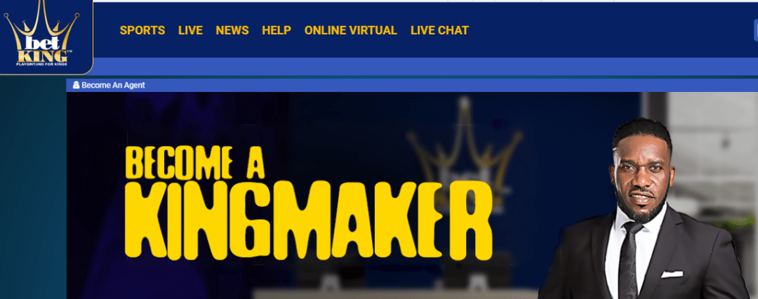 Betking Agent Registration and Requirements to Become an Agent